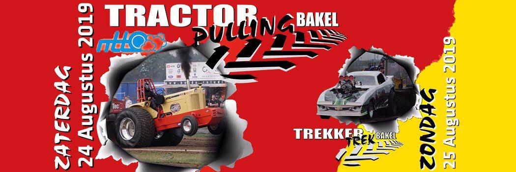 Tractor Pulling Bakel 24 & 25 augustus 2019
